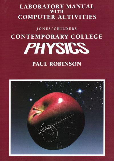 Conceptual physics laboratory manual Answers